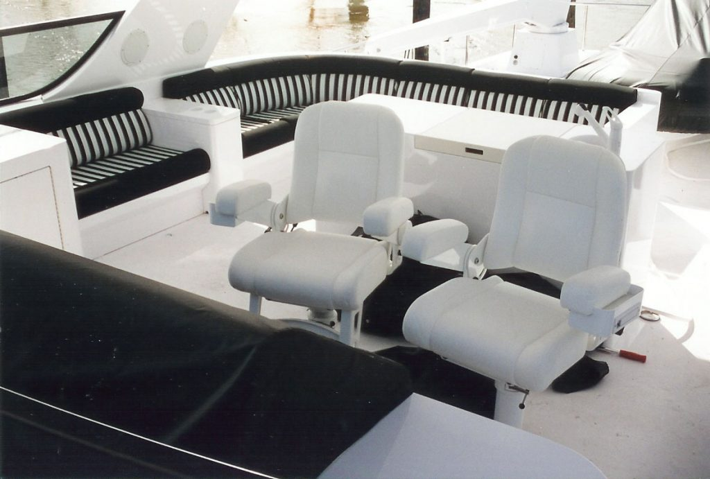 Custom Upholstery Is Our Specialty | Luxury Marine